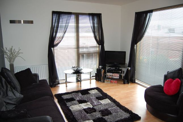 Thumbnail Flat to rent in Pitwines Close, Poole