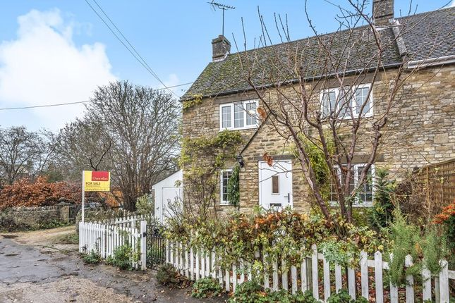 Thumbnail Cottage for sale in The Square, Milton- Under- Wychwood, Chipping Norton