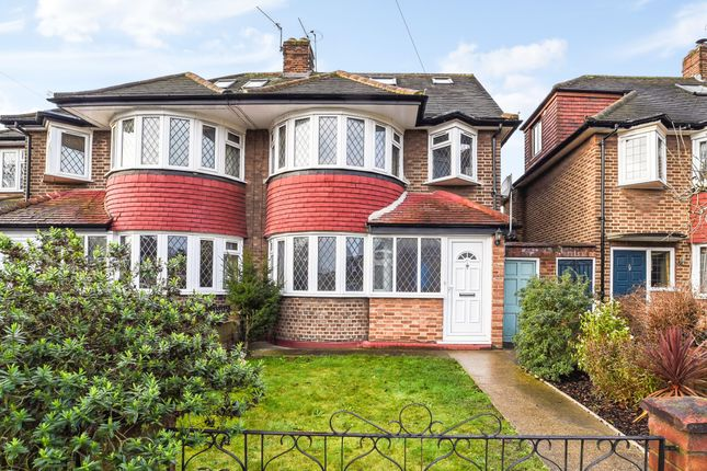 4 bed semi-detached house for sale in Broughton Avenue, Richmond TW10