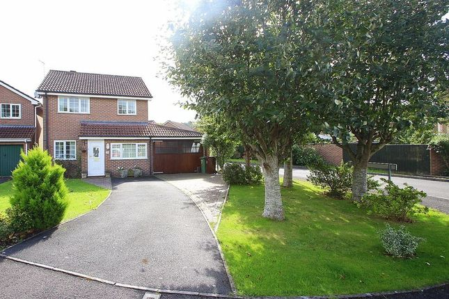3 bed detached house for sale in Palmers Road, Glastonbury