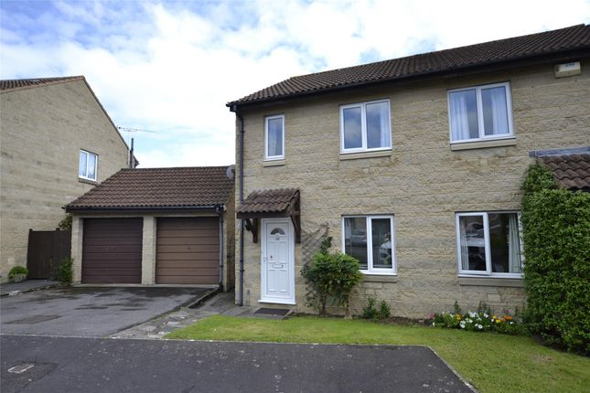 Thumbnail Terraced house to rent in Frankland Close, Weston, Bath