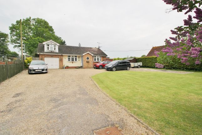 Thumbnail Bungalow for sale in Bakers Lane, West Hanningfield, Chelmsford