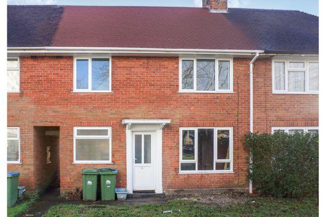 Thumbnail Terraced house for sale in Redbridge Hill Redbridge, Southampton