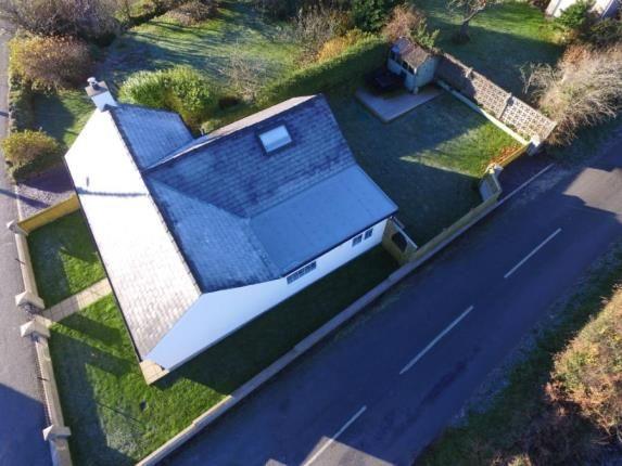 3 bed bungalow for sale in Dinas, Pwllheli, Gwynedd