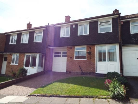 Thumbnail Terraced house for sale in Presthope Road, Birmingham, West Midlands