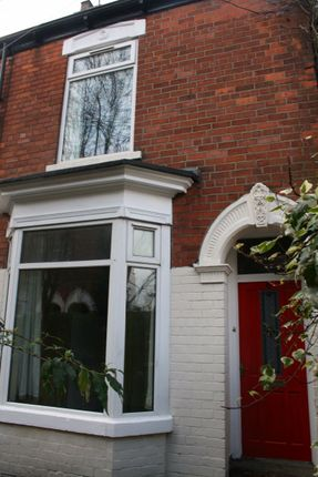 Thumbnail Terraced house to rent in Beech Grove, Princes Road, Hull