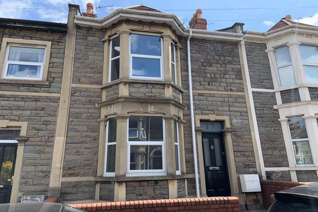 Thumbnail Terraced house for sale in Richmond Road, Bristol