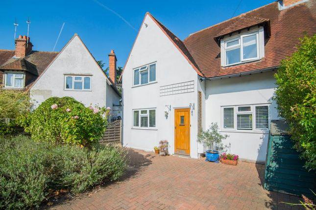 Thumbnail Semi-detached house to rent in Mays Road, Teddington