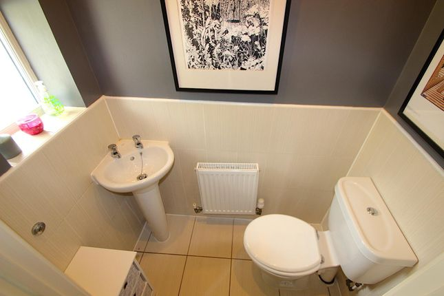 Ground Floor WC of Marriott Close, Leicester Forest East, Leicester LE3