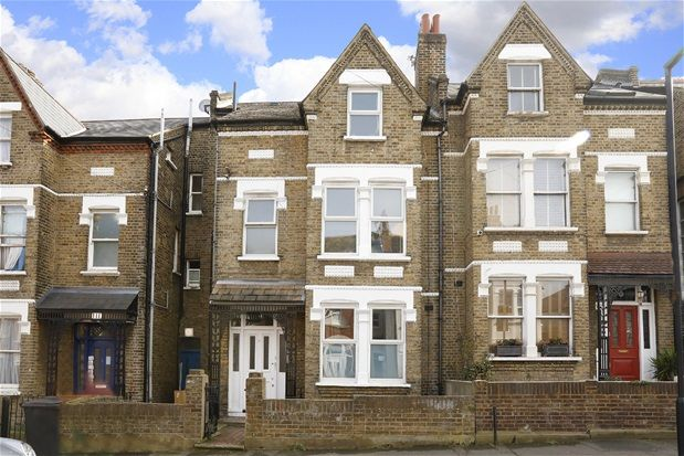 Thumbnail Flat for sale in Ullswater Road, London