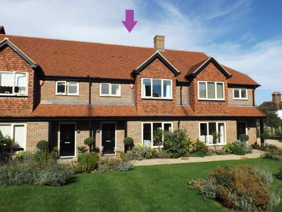Thumbnail Terraced house for sale in Orchard Gardens, Storrington, Pulborough, West Sussex