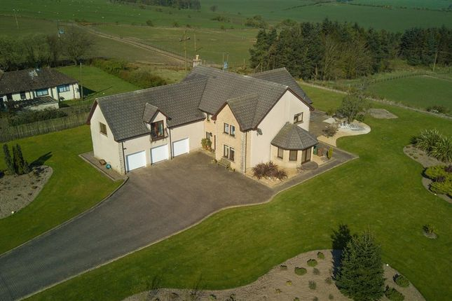 Thumbnail Detached house for sale in Kingsbarn House, Westershieldhill, Falkirk