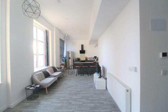 Thumbnail Flat to rent in Gordon Street Flat 5, Preston, Lancashire