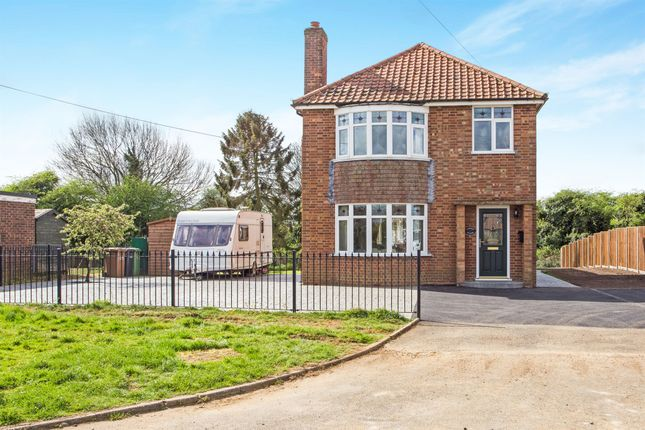 Detached house for sale in Queens Close, Wereham, King's Lynn