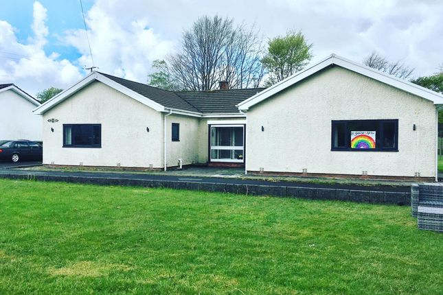 Thumbnail Detached bungalow for sale in Llanddewi Brefi, Tregaron