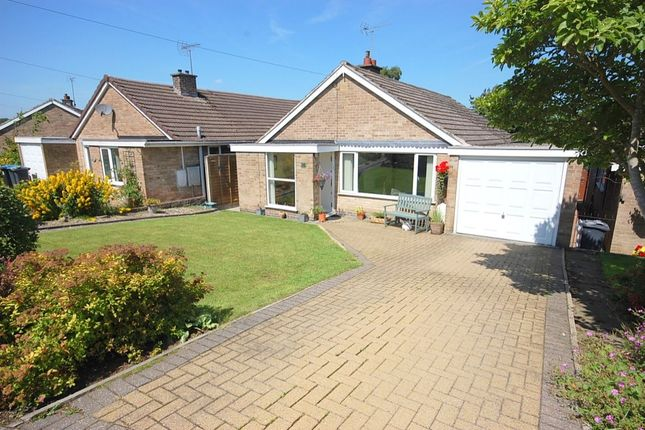 Thumbnail Bungalow for sale in Greenway, Hulland Ward, Ashbourne