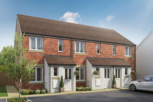 """2 bed terraced house for sale in """"The Alnwick"""" at Townsend Road, Witney OX29"""