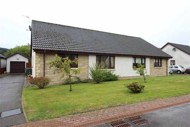 Thumbnail Semi-detached bungalow for sale in Coiltie Crescent, Kilmore, Drumnadrochit, Inverness