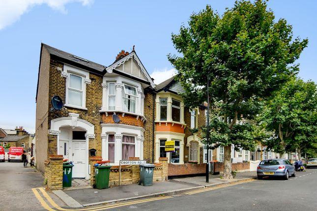 Thumbnail Terraced house for sale in Crofton Road, London E13, Plaistow,