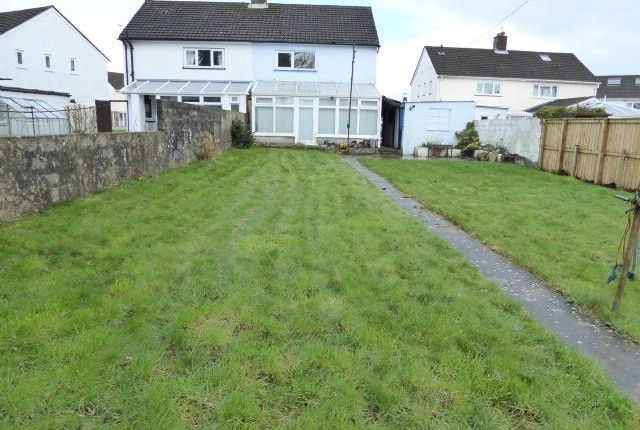 Thumbnail Semi-detached house to rent in St. Martins Park, Haverfordwest