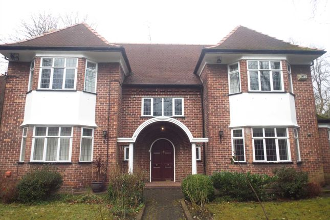 Thumbnail Detached house to rent in Old Hall Road, Salford