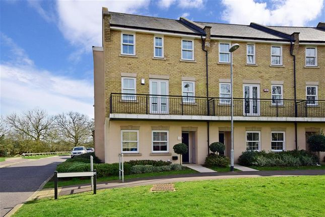 Thumbnail End terrace house for sale in Seymour Chase, Kings Wood Park, Epping, Essex