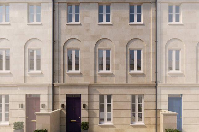Thumbnail Terraced house for sale in House 44, Holburne Park, Warminster Road, Bath