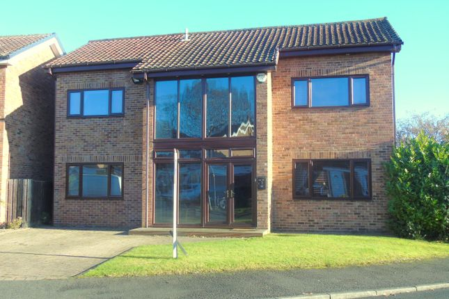 Thumbnail Detached house for sale in Derwent Close, Redmarshall, Stockton-On-Tees
