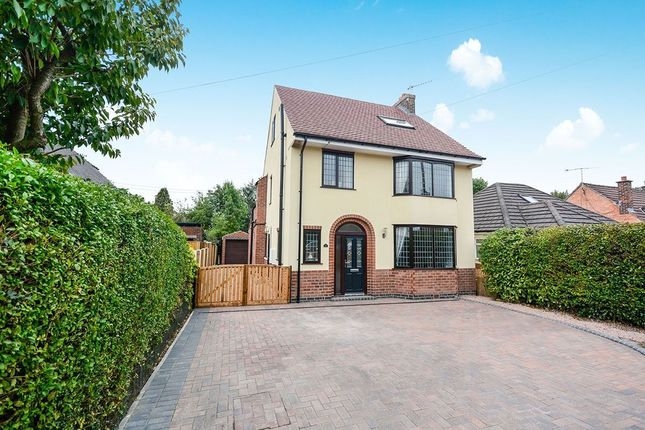 Thumbnail Detached house for sale in Westmoor Road, Brimington, Chesterfield