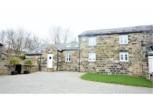 Thumbnail Barn conversion for sale in Shadwell Lane, Moortown