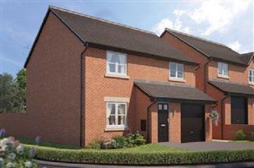 3 bedroom detached house for sale in Lon Masarn, Ty Coch, Swansea