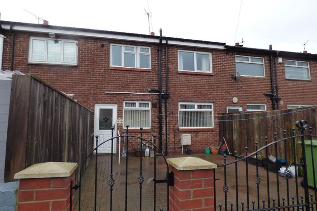 Thumbnail Terraced house to rent in Ashbourne Road, Jarrow
