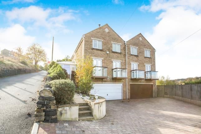 Thumbnail Semi-detached house for sale in Boggart Lane, Sowerby Bridge, West Yorkshire