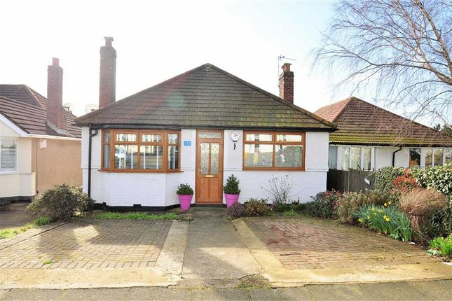 Thumbnail Detached bungalow for sale in King Harolds Way, Bexleyheath