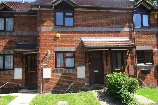 Thumbnail Terraced house to rent in Willenhall Drive, Hayes