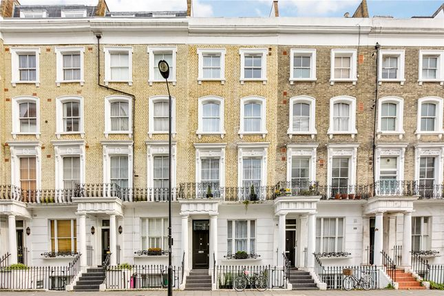 Exterior of Chepstow Road, London W2