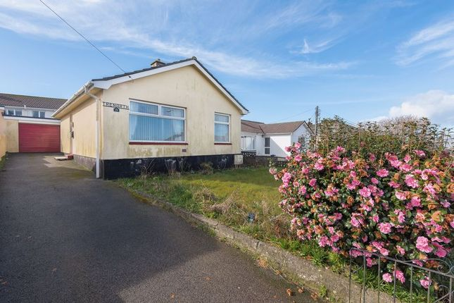 Thumbnail Detached bungalow for sale in Beacon Fields, Camborne