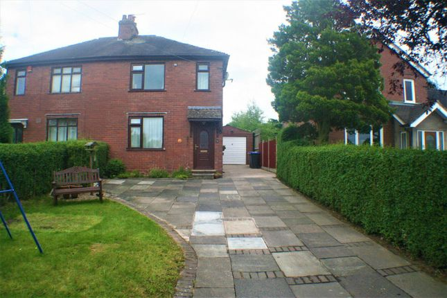 Thumbnail Semi-detached house for sale in Folly Lane, Cheddleton, Leek