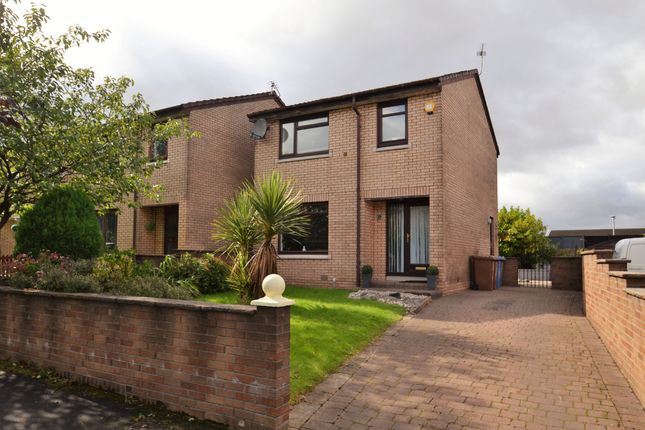 Thumbnail Detached house for sale in Quendale Drive, Tollcross