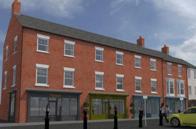 Thumbnail Land for sale in Station Terrace, George Street, Retford