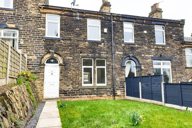3 bed terraced house for sale in Chatsworth Terrace, Earlsheaton, Dewsbury WF12