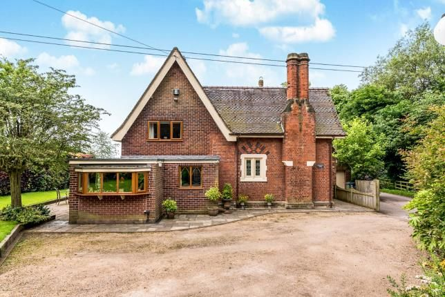 Thumbnail Detached house for sale in Brancote, Tixal Road, Stafford, Staffordshire