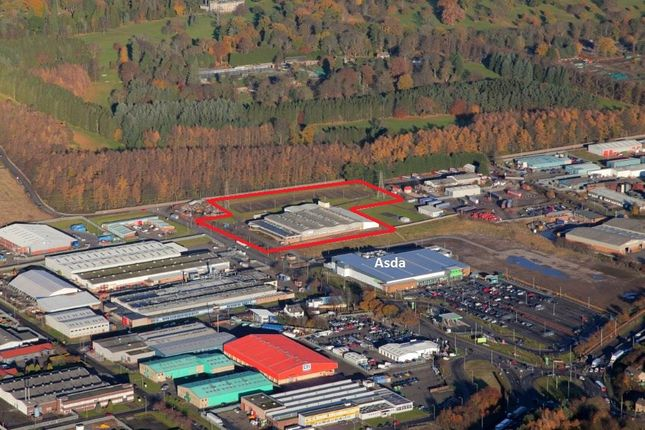 Thumbnail Commercial property for sale in Birkhill Factory, Myrekirk Road, Dundee