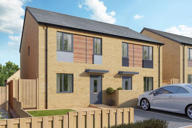 Thumbnail Semi-detached house for sale in Camp Road, Bordon