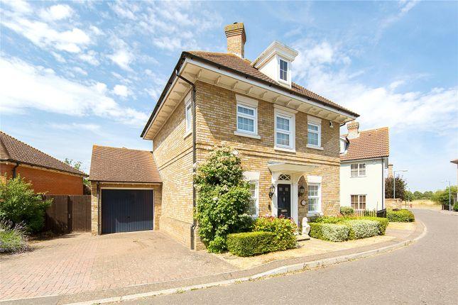 Thumbnail Detached house for sale in Multon Lea, Beaulieu Park
