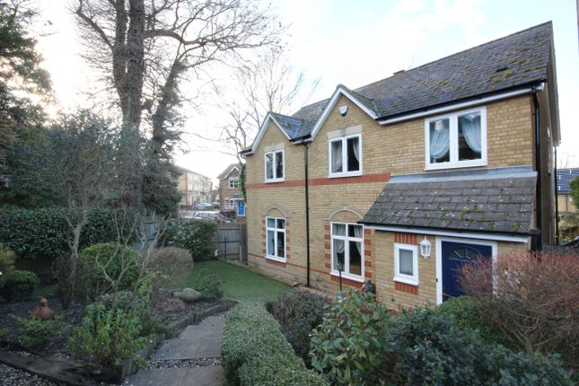 Thumbnail Detached house for sale in Buchanan Close, Winchmore Hill