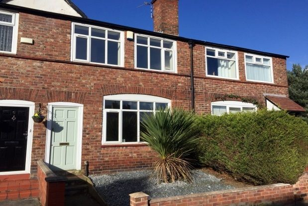 Thumbnail Property to rent in Place Road, Broadheath, Altrincham