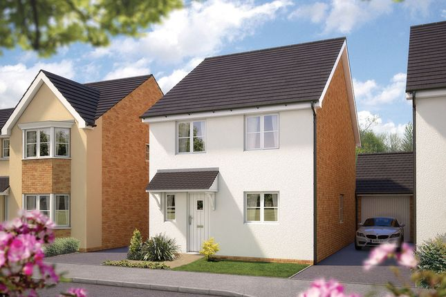 """Thumbnail Detached house for sale in """"The Salisbury"""" at Fulmar Road, Bude"""
