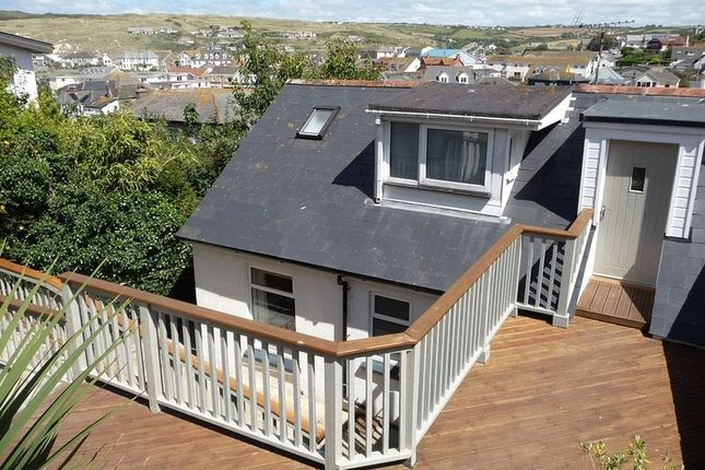 Thumbnail Semi-detached house for sale in Lower Tywarnhayle Road, Perranporth