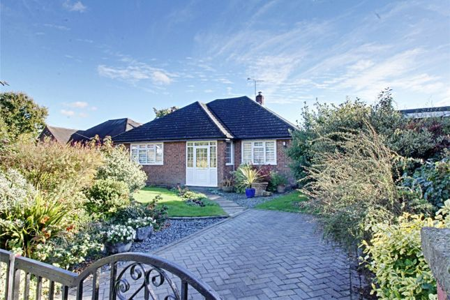 Thumbnail Detached bungalow for sale in Old House Lane, Roydon, Harlow, Essex